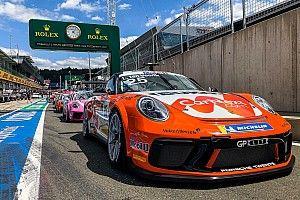 Porsche Supercup Macaristan: Ten Voorde antrenmanlarda Ayhancan'ın önünde lider