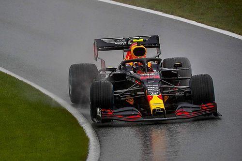 Albon: Red Bull beter dan vorige week, maar ben zelf nog zoekende
