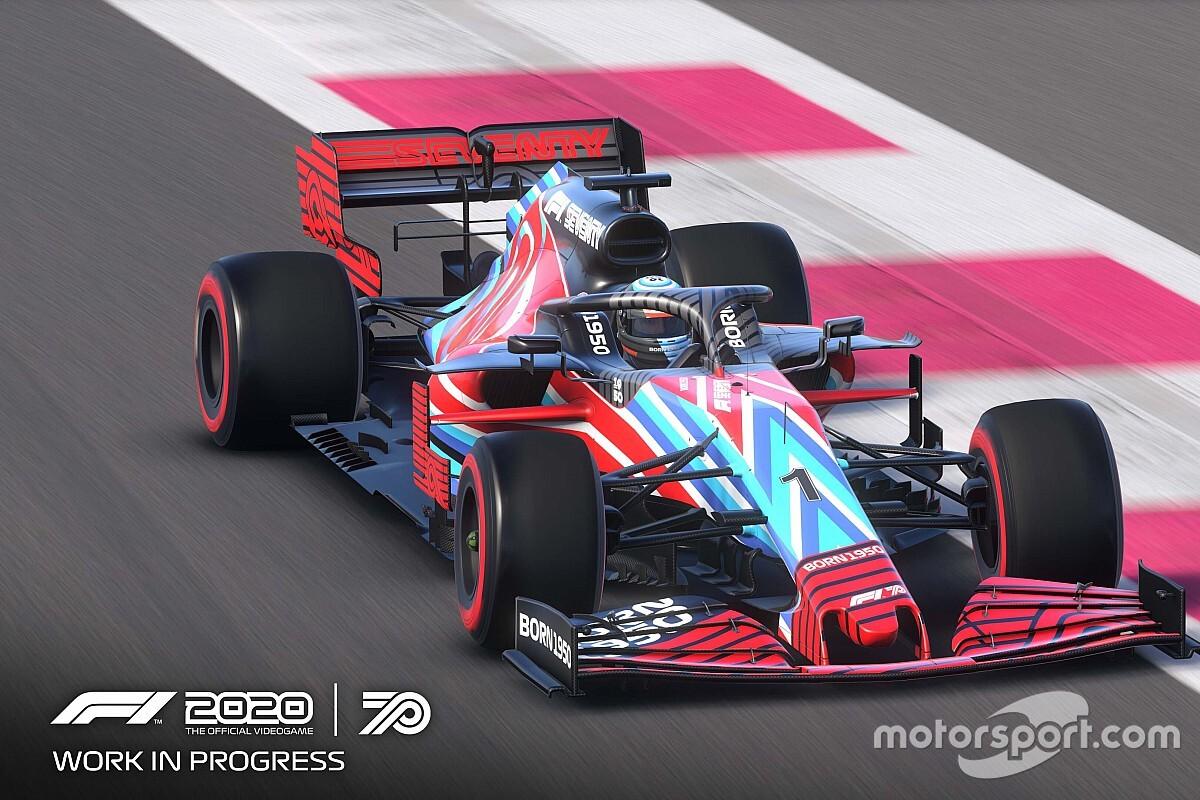 """Bereznay Dani az F1 2020-ról: """"Ez még mindig nem egy profi szimulátor, de..."""""""