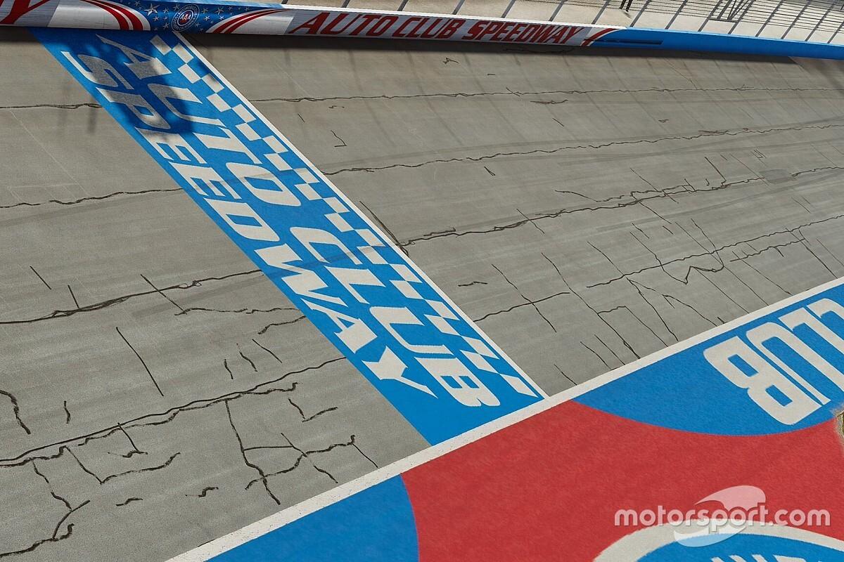 Гонки виртуального NASCAR в Фонтане выиграли Паркер и Буттафуоко