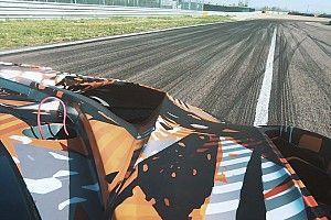 Video: Shakedown for new Lamborghini Squadra Corse V12 car