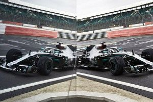 Vídeos y fotos: el primer F1 en pista desde la pretemporada