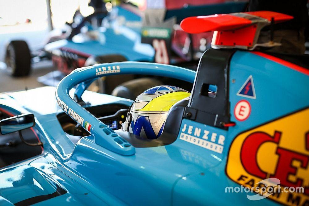Formula Regional: test al Mugello per DR con Nannini e Pesce