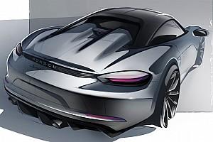 E se Porsche creasse una sportiva leggerissima?