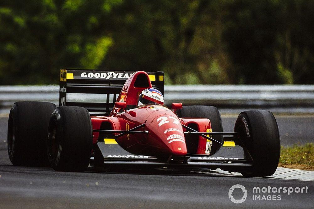 Alesi szerint Sainz volt a helyes döntés a Ferrari részéről, aki nem fog politikai játszmákat folytatni