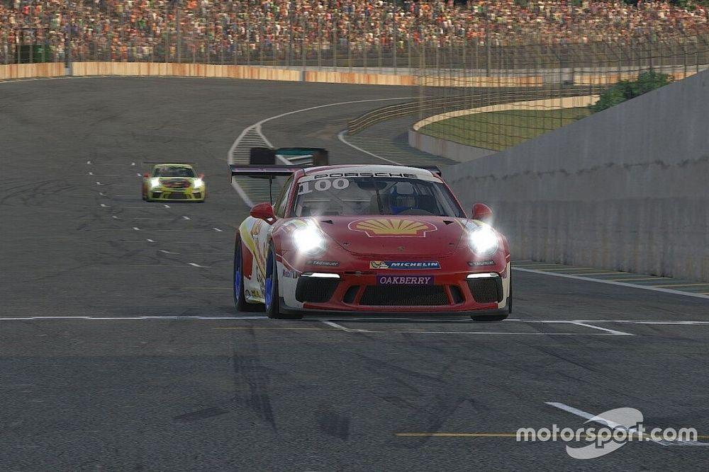 Conheça Erick Goldner, primeiro piloto de automobilismo virtual da Academia Shell Racing