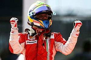 """Massa: """"Raikkonen'le yarışırken Alonso/Schumacher'e kıyasla neredeyse hiç politika yoktu"""""""