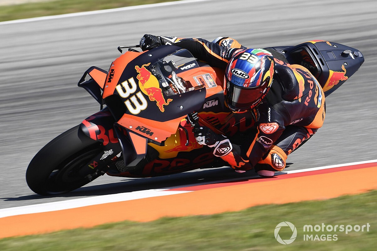 Brno MotoGP: Rookie Binder scores KTM's first win - Motorsport.com