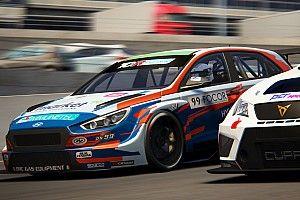 TCR Europe SIM Racing: BRC domina con Nagy le gare virtuali a Spa