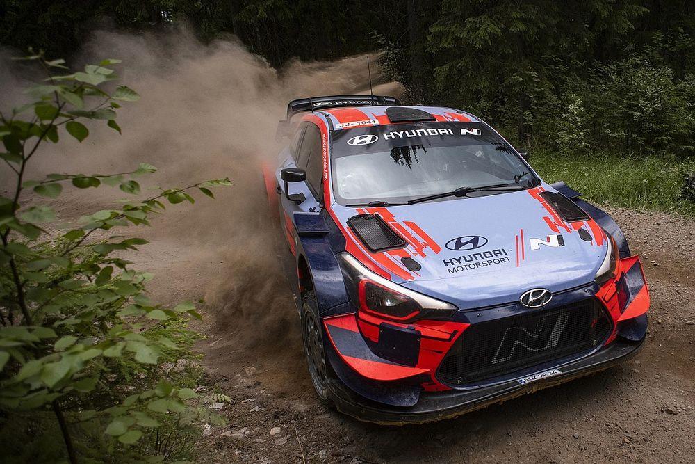 WRC busca nuevo formato de fin de semana
