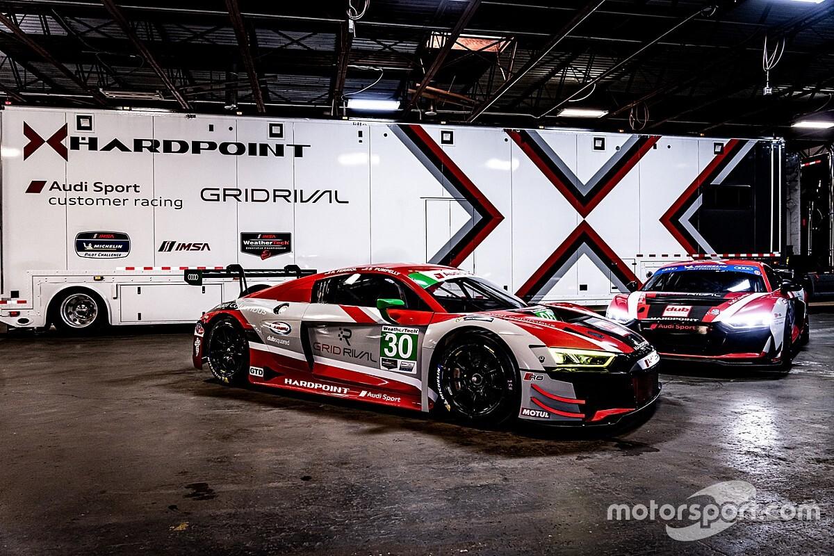 IMSA: novità in GTD, c'è il Team Hardpoint con una Audi