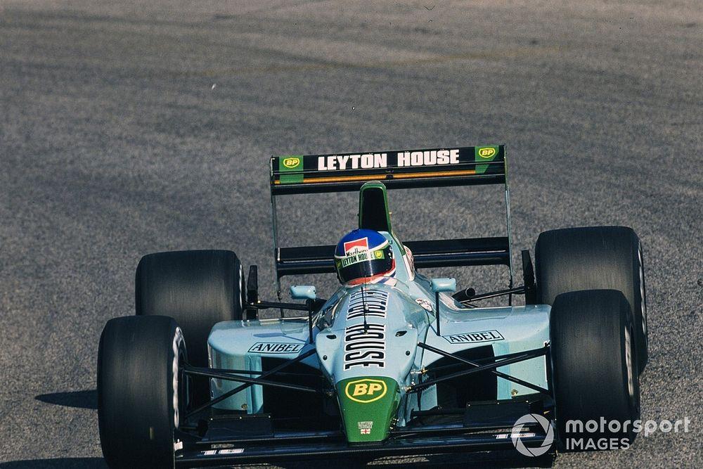 El equipo perdido de F1 que catapultó a Newey y cambió el futuro