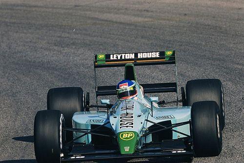 El equipo que lanzó a Newey en la F1 y luego desapareció