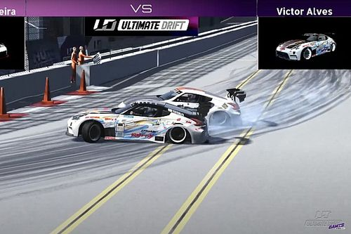 Krieser vence etapa de Long Beach e Victor Alves garante título do Ultimate Drift Games