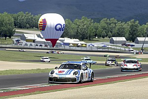 Porsche Esports Carrera Cup Italia, Quaresmini è imprendibile al Mugello