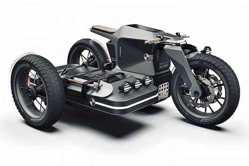 Could This Electric BMW Motorcycle And Sidecar Concept Be The Future?