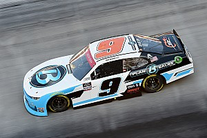 Noah Gragson wrecks teammate, takes Bristol win in OT