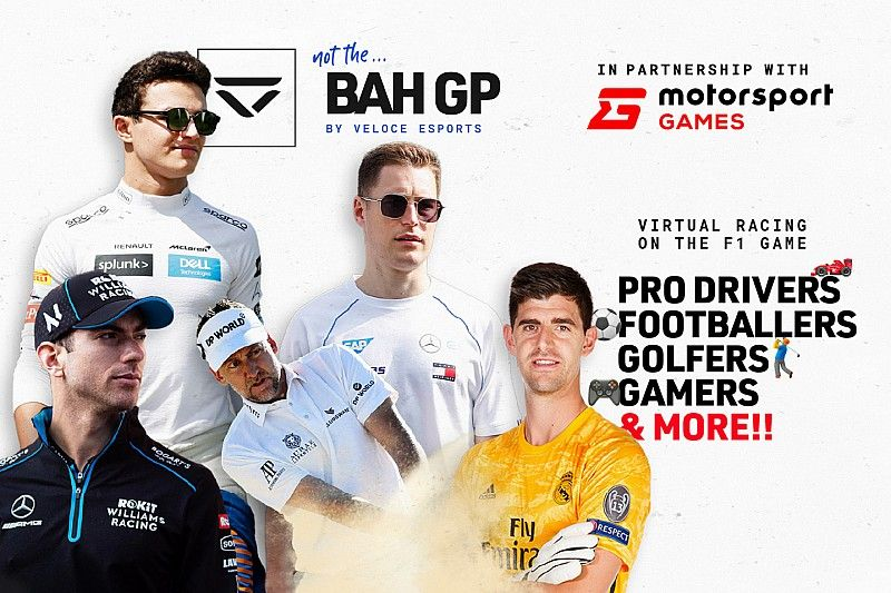 Motorsport Games s'associe à Veloce Esports pour #NotTheGP