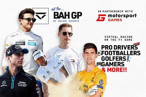 Tekrar izle: #NotTheBahGP F1 Espor yarışı