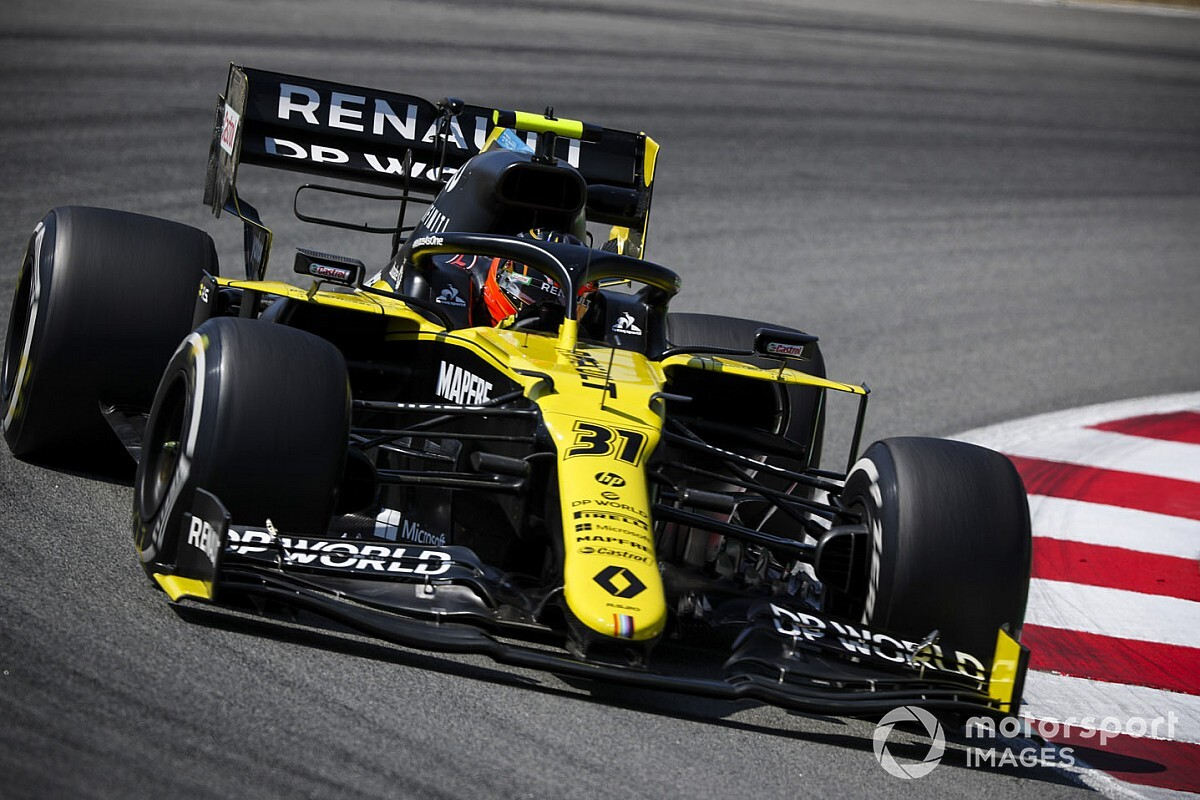 Ocon hoopt op frisse start in Spa met nieuwe power unit