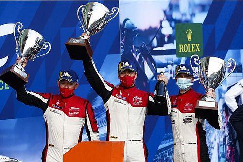WEC: Ferrari trionfa a Spa con Perrodo, Collard e Nielsen