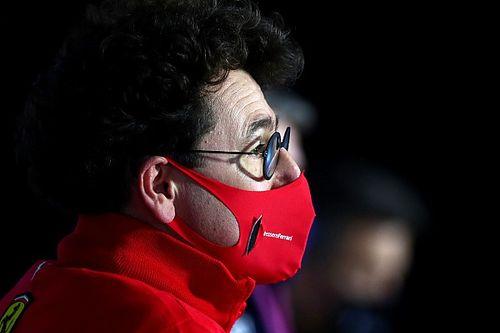 Ferrari: Binotto rinuncia al ruolo di direttore tecnico