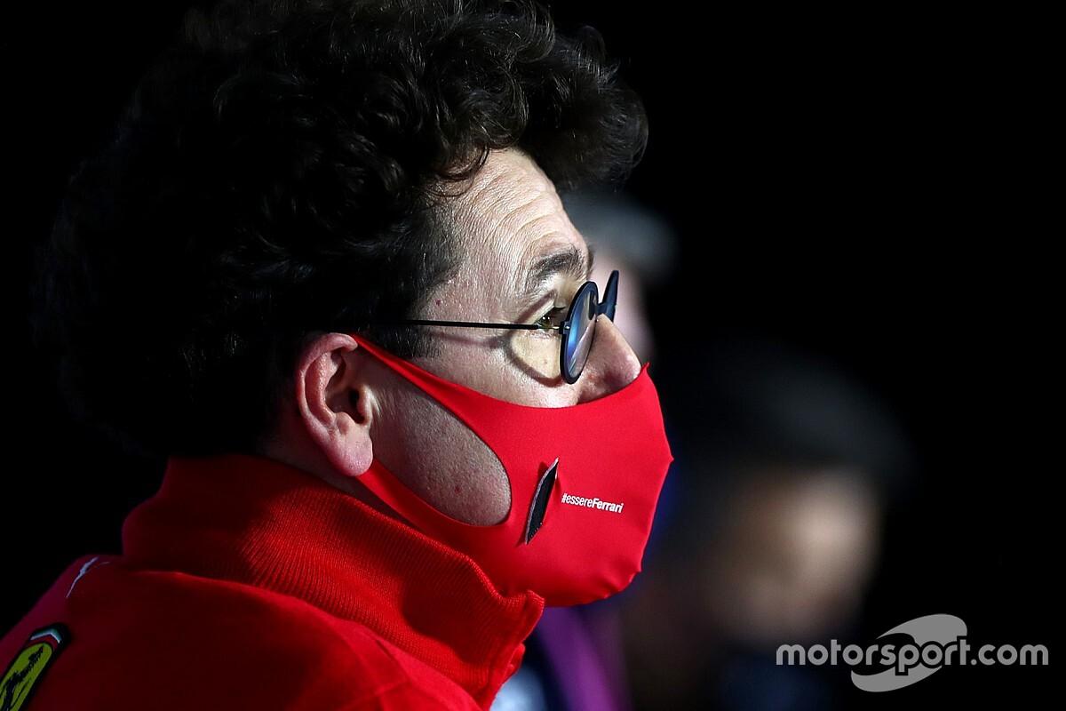 Binotto a pletykákról: Nem attól lesz gyorsabb az autód, hogy…