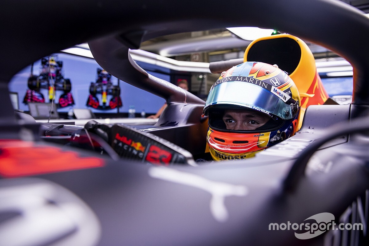 "Horner: Red Bull has to be ""patient"" with Albon"
