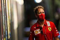 """Vettel: """"Racing Point'le sadece görüşüyoruz"""""""