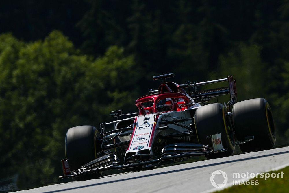 """Raikkonen: """"En büyük sorunumuz motor gücü değil"""""""