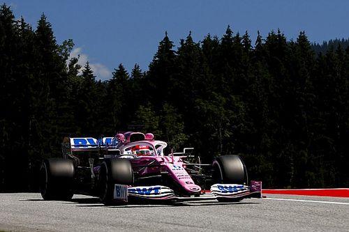Perez nipt voor Verstappen in eerste training GP van Stiermarken