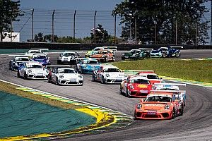 Porsche Cup Brasil divulga calendário revisado e garante número de provas previstas