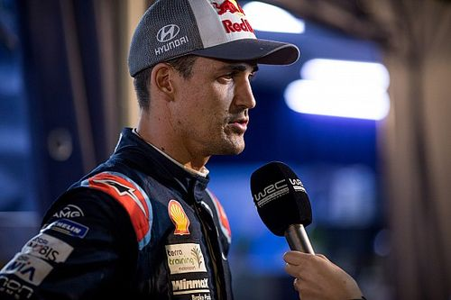 Sordo rejoins Hyundai WRC line-up for Italy