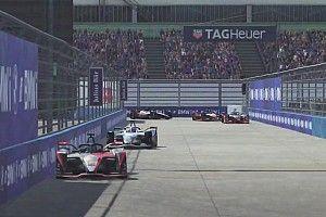 Formula E: Rowland vince l'E-Prix virtuale di Berlino