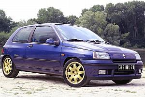 Renault Clio Williams: una asociación histórica