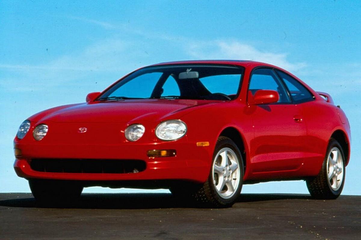 Toyota Celica 6. generacji - połączenie serca i rozumu