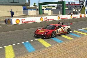 Erick Goldner leva Shell à vitória em Le Mans pela Tríplice Coroa Virtual