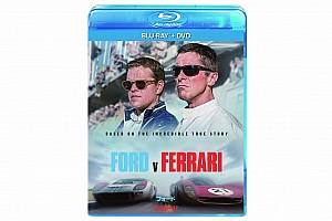 STAY HOME応援! 『フォードvsフェラーリ』ブルーレイ+DVDセットをプレゼント