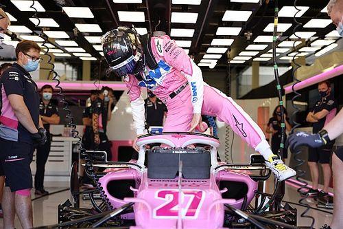 VIDEO: el difícil regreso de Hulkenberg a la F1