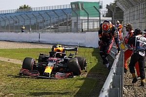 Red Bull 'hooked up' despite Albon's 20G shunt