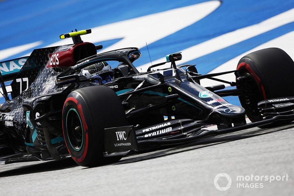 F1オーストリア予選速報:ボッタス、今季最初のPP! フェルスタッペン3番手