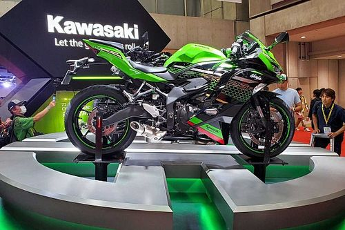 The Kawasaki ZX-25R Should Make Almost 50 Horsepower
