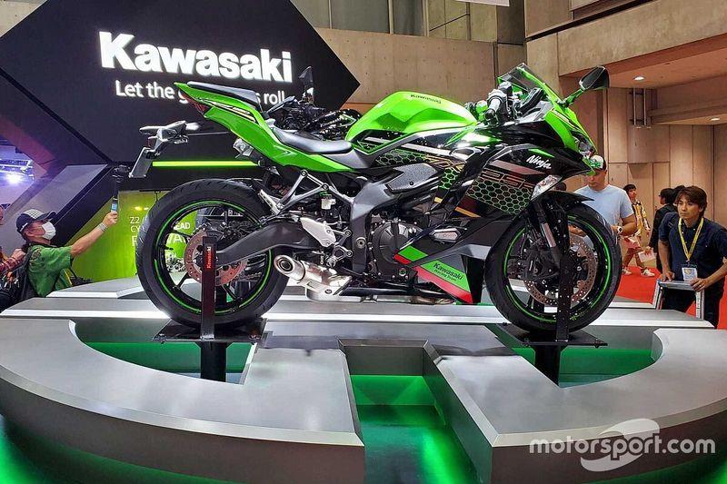 The Kawasaki ZX-25R Should Make Almost 50 Horsepower