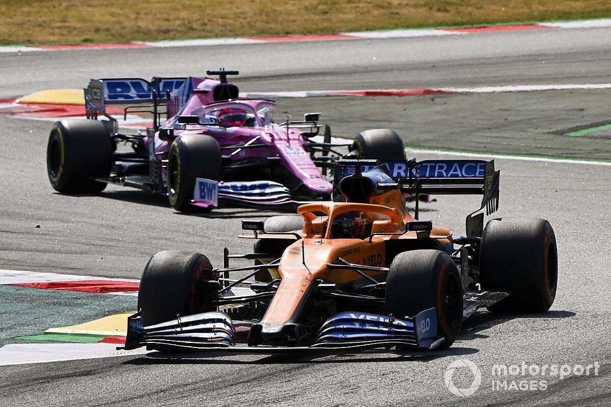 """McLaren visera la troisième place """"tant qu'il y aura une chance"""""""