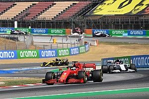 """Vettel: """"Niet nodig om aanpak race tegen het licht te houden"""""""
