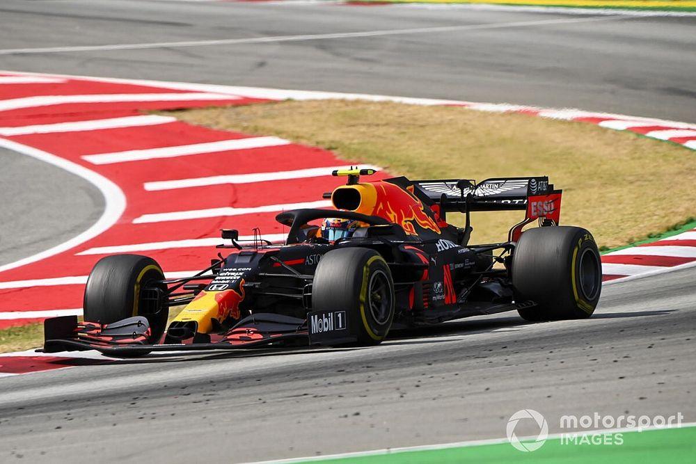 """Red Bull a """"une grande confiance"""" en Albon malgré ses difficultés"""
