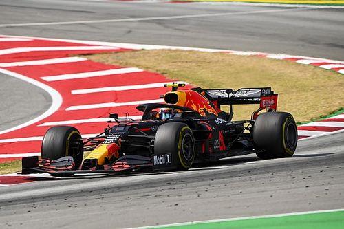 """Red Bull ainda """"acredita muito"""" em Albon apesar de dificuldades e críticas"""