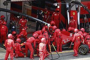 """Leclerc: """"Punteremo a fare bene nel tratto guidato"""""""