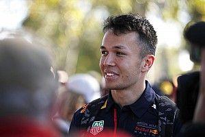 Albon vergat DRS te gebruiken in kwalificatie Virtual Grand Prix