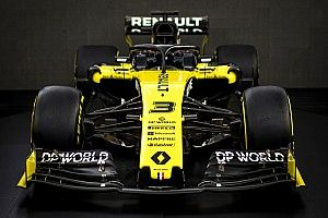雷诺相信冠名伙伴加入有助于锁定F1未来